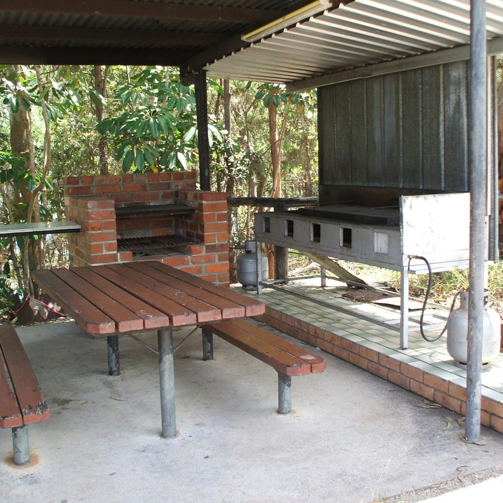 Gas BBQ Facilities